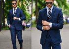 mặc đồ tối màu sẽ giúp nam giới cao hơn